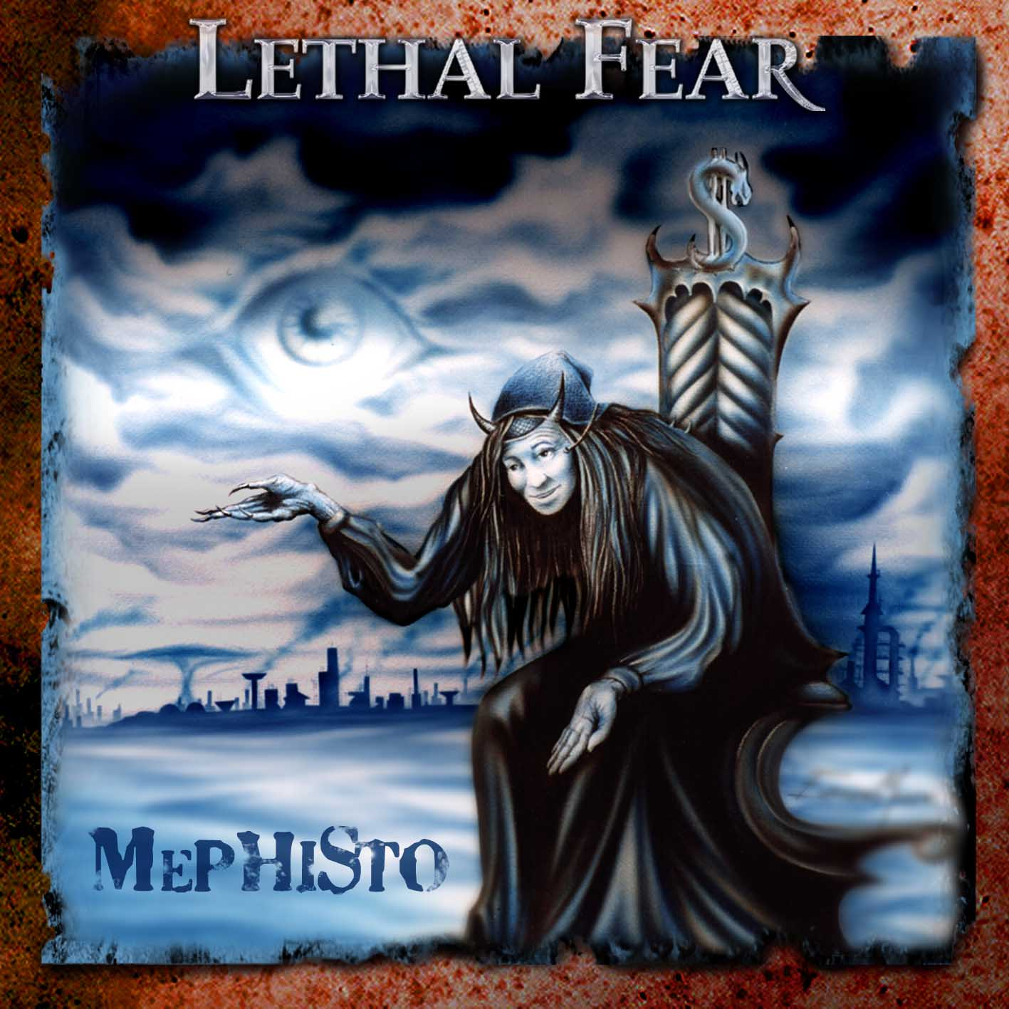 """Lethal Fear """"Mephisto"""""""